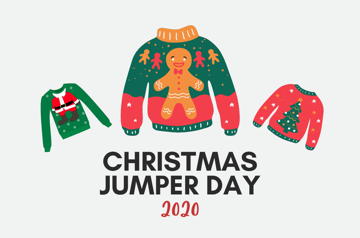 Festive Fundraising with Christmas Jumper Day